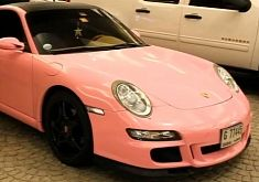 Pink Porsche 911 im in love :)