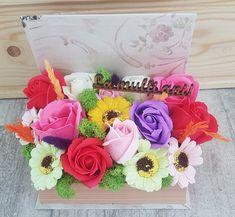 Handmade with love Cover Photos, Floral Wreath, Wreaths, Love, Handmade, Decor, Decoration, Hand Made, Decorating