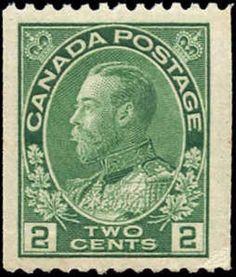 Canada #133, F-VF, MH