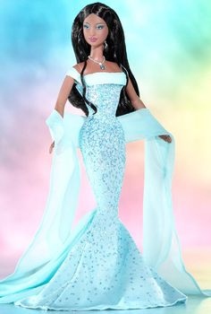 March Aquamarine™ Barbie® Doll | Barbie Collector