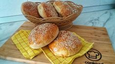 Chifle pufoase cu lapte Hamburger, Bread, Recipes, Food, Brot, Recipies, Essen, Baking, Burgers