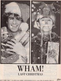original ad from last christmas by wham - Last Christmas Original