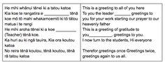 Māori @ PES Blog: Mihimihi Prayers, Weaving, Flag, Maori, Knitting, Crocheting, Flags, Stitches
