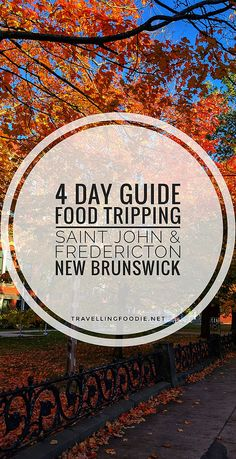 Saint John and Fredericton, New Brunswick: 4 Day Food Trip Guide with Stops on some of the best restaurants in both cities including East Coast Bistro, Reversing Falls Restaurant, Port City Roy… Saint John New Brunswick, New Brunswick Canada, Brunswick Maine, St John's Canada, Visit Canada, Canada Trip, Quebec, Montreal, Fredericton New Brunswick