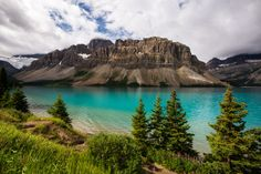 500px / Bow Lake by Carlo Murenu