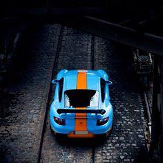 Porsche Gulf Edition
