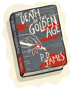 P.D. James: Who killed the golden age of crime? » The Spectator