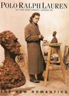 52b58e53ae98cb RL 1994 Style Homme, Homme Femme, Polo Ralph Lauren, Bruce Weber, Garçons
