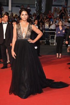 Pin for Later: The Very Best Style Moments From Last Year's Cannes Red Carpet Camila Alves