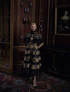 Vogue Italia July 2016 - Tilda Swinton - Yelena Yemchuk