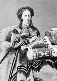 HIM Empress Marie Alexandrovna of Russia (1824-1880) née Her Grand Ducal Highness Princess Marie of Hesse and by Rhine