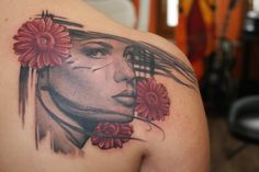 Tattoo-Foto: trashtussi