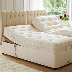 Adjustable-beds help reduce hip and knee pain and can also reduce the amount of acid in the throat caused by reflux that keeps you awake.