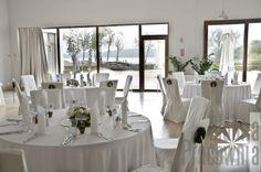 sala weselna okrągłe stoły