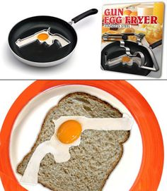 Top 10 Unusual and Novelty Egg Fryers