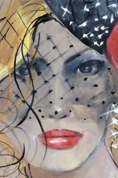Fatima Tomaeva Potrait Painting, Woman Painting, Watercolour Painting, La Art, Painting People, Pen And Watercolor, Types Of Art, Beautiful Paintings, Figurative Art