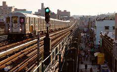The 7 Train #NewYorkCity #USA