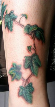 posted in ivy tattoos leave a comment ivy leafs sleeve tattoo design