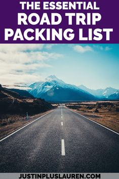 Planning a road trip adventure? Here's the ultimate road trip packing list with everything you need for an epic journey!   #RoadTrip #PackingList #Car #Driving #Travel   Road trip packing | Road trip essentials | Road trip USA | Road trip snacks | Road trip playlist | Road trip activities | Road trip with friends | Road trip tips | Road trip necessities | Road trip supplies | Road trip checklist Road Trip Checklist, Road Trip Packing List, Road Trip Essentials, Road Trip Hacks, Road Trip Usa, Travel Packing, Travel Capsule, Packing Lists, Usa Travel