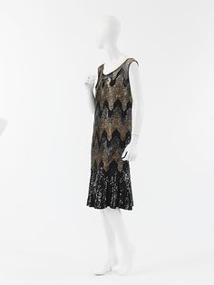 Dress, Evening  (attributed) House of Chanel  (French, founded 1913)