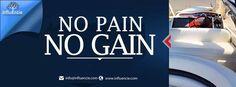 No Pain, No Gain... - Influencie