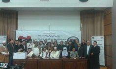 """قال الأمين العام لمجالس الحكماء والمصالحة في ليبيا أيوب الشرع: إن المبعوث الأممي الخاص إلى ليبيا برناردينيو ليون لم يتواصل معهم بشأن اللقاء الذي كان سيعقده بممثلين عن القبائل الليبية في العاصمة المصرية القاهرة، أمس الأربعاء.وأوضح الشرع لأجواء نت أن """"دور القبائل الليبية يجب أن يكون مرجعا للمتخاصمين والمتنازعين وليس أداة للسياسيين""""، مشددا على عدم مشاركة ممثلين عن المجلس في هذا الاجتماع.وأضاف الشرع أن من كان ينوي المشاركة في اجتماع القاهرة من ممثلي القبائل لا يمثل إلا نفسه، لكنه في الوقت عينه…"""