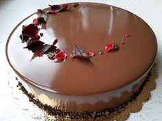 Cioccocaffè,una gioia per gli occhi e un'estasi per il palato....Una torta per occasioni veramente speciali
