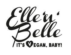 Die Schwestern, Elif und Sibel Erisik, die unter dem Namen Elle'n'Belle arbeiten, bieten vegane Leckereien. It's vegan, Baby!