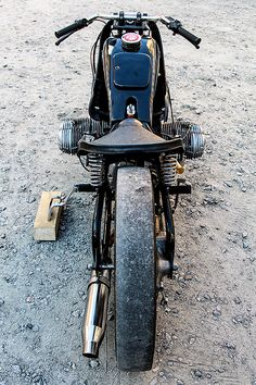 1937 BMW R5 - Krautmotors.   Whatever the sport, the hobby or industry for it to have long-lasting success and be something others are drawn to like a moth to a flame you need big personalities with an unwavering passion and endless enthusiasm to drive it forward. In the custom bike scene of Germany one such man is Rolf Reick, a.k.a. Mr Krautmotors, who is involved at every level and never...