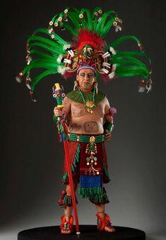 Maya Prince v.1 Portrait by artist-historian George Stuart. Visit Our Site For More Information: http://www.galleryhistoricalfigures.com/figuredetail.php?abvrname=MayaPrince_v1