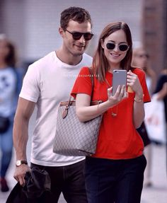 """2,531 Likes, 25 Comments - Fifty Shades Trilogy (@fiftyshadesupdates) on Instagram: """"You make me happy  #Damie #Manip #manipulation"""""""