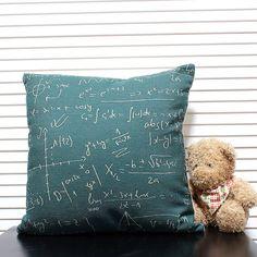 cotton linen Fabrics shade pillow pillow sham by ILovePillow, $16.00