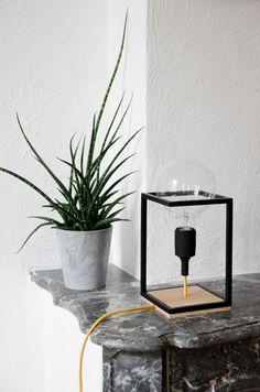 Boutique Etsy KlaxonDesigners - Luminaire - Lampe à poser Spoutnik