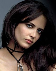 Eva Green. Amazing actress. Awesome in Camelot and Penny Dreadful!