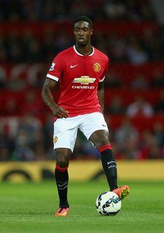 Tyler Blackett - Manchester United v Valencia, 12th August 2014 #mufc #manutd