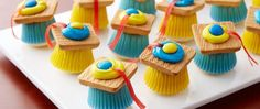 Make this fun, delicious dessert to honor your graduate!