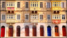 Typical Maltese architecture full of character ©  Francis Xavier Camilleri