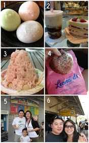Places to Eat in Oahu, Hawaii