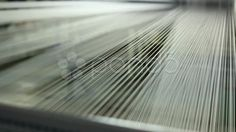 weaving machine - Stock Footage | by malamoute