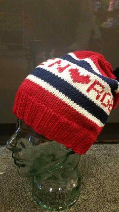 Norgeslua | Tjorven Garn Chrochet, Knit Crochet, Beanies, Knitted Hats, Knitting, Threading, Crochet, Crocheting, Beanie Hats