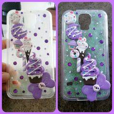 Purple sweet Cover-case