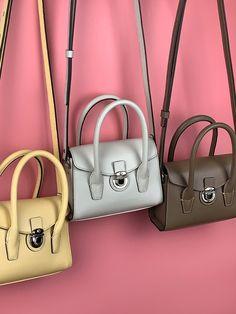 Tiny 핸들 사첼백   아이디어스 - 핸드메이드, 수공예, 수제 먹거리 Bags, Handbags, Bag, Totes, Hand Bags