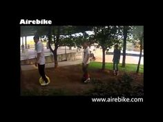 Airwheel Lovers Some fancy tricks of the airwheel self balancing unicycl...
