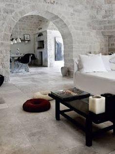 #Trulli Italy interior