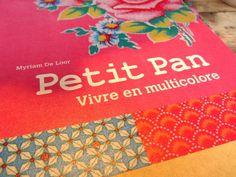 Le livre Petit Pan, illustration Myriam De Loor