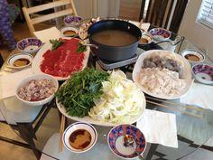 shabu shabu Shabu Shabu, Bento Box Lunch, Hot Pot, Chocolate Fondue, Crock Pot, Pots, Oriental, Korean, Favorite Recipes