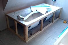 How to make an accessible wooden bath panel either plain, tongue and grooved, shaker style or with beaded panels