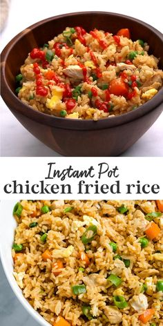 Instant Pot Chicken And Rice Recipe, Best Instant Pot Recipe, Instant Recipes, Instant Pot Dinner Recipes, Chicken Savory Recipe, Dinner Recipes With Rice, Instantpot Chicken Recipes, One Pot Recipes, Instant Pot Meals