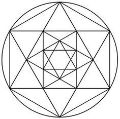 Reiki crystal grids