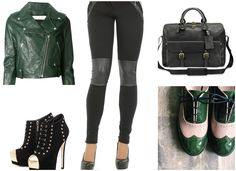 how-tо-wear-a-leather-jacket Alpama clothes
